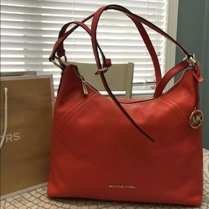 New Michael Kors Aria Handbag MK Bag